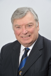 Councillor David Shakespeare OBE